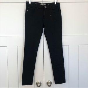 DL1961 Florence Instasculpt Skinny Jeans Black